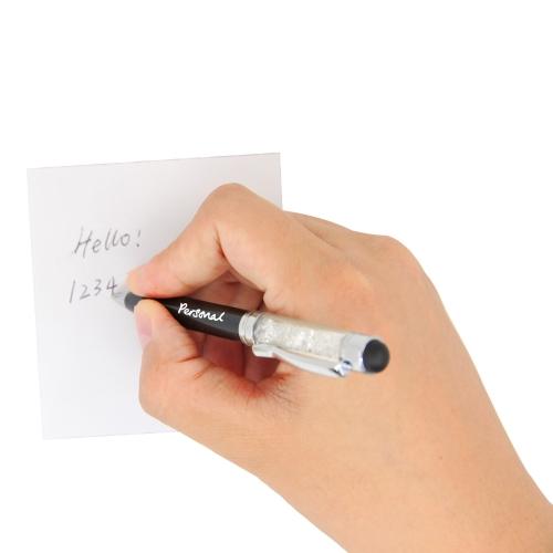 Executive Crystal Twist Stylus Pen