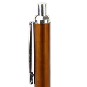 Diamond Design Grip Plastic Pen