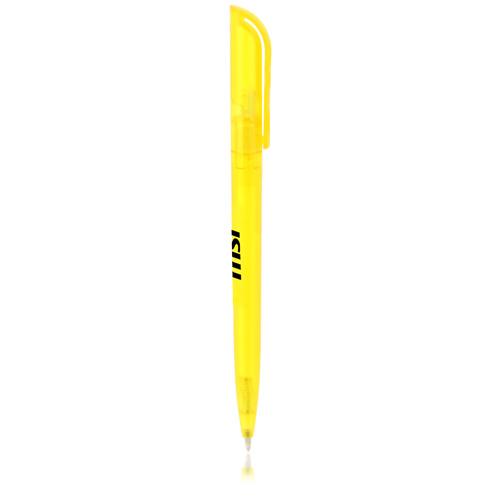 Translucent Twist Pen