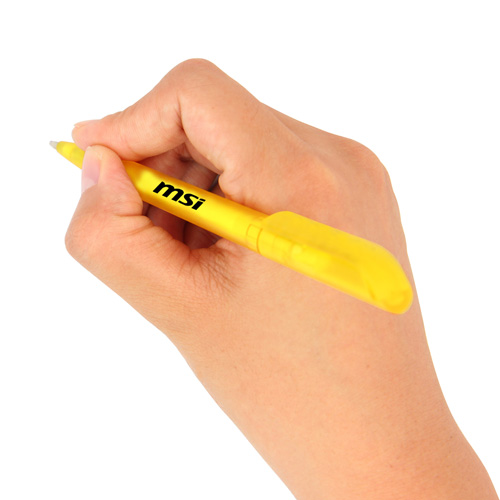 Translucent Twist Pen