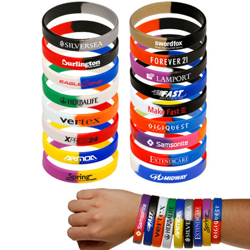 Recognition Silicone Wristband