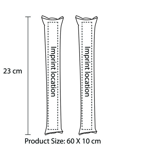 Cheerstix Bang Bang Sticks