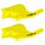Inflatable Finger Cheering Thunder Sticks