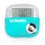 Flip Clip Case Pedometer