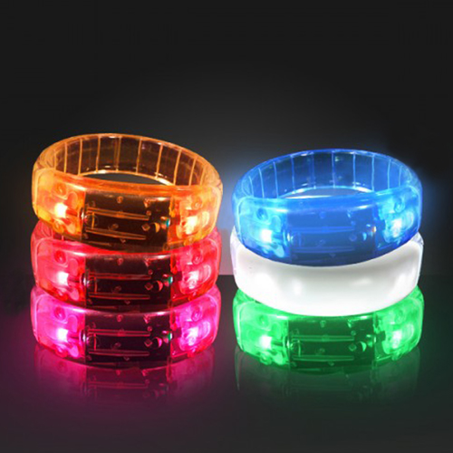 Blink Led Flashing Bracelet