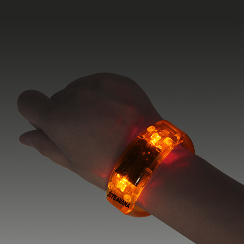 Blink Led Flashing Bracelet Image 3