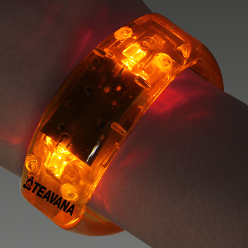 Blink Led Flashing Bracelet Image 6