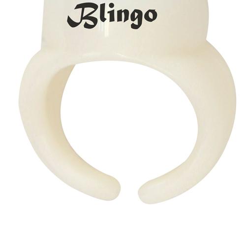 Led Flashing Diamond Shaped Ring