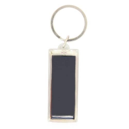 LCD Solar Keychain Keychain Image 4
