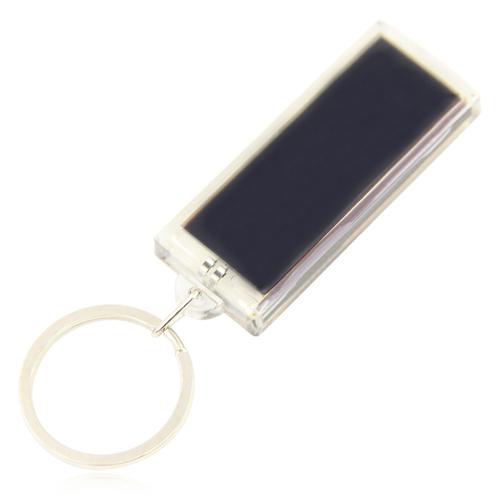 LCD Solar Keychain Keychain Image 8