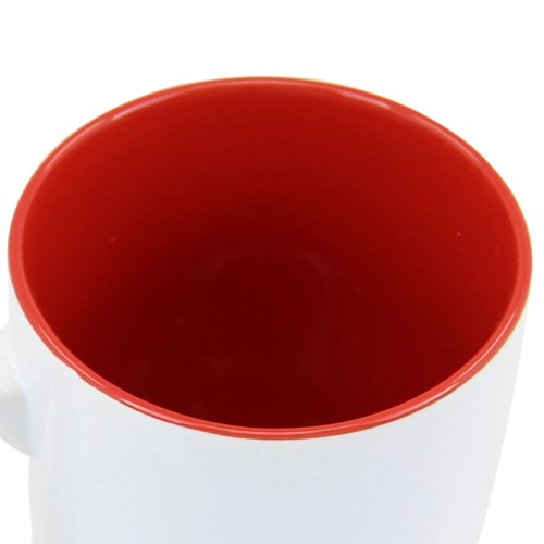 Two Color Ceramic Mug