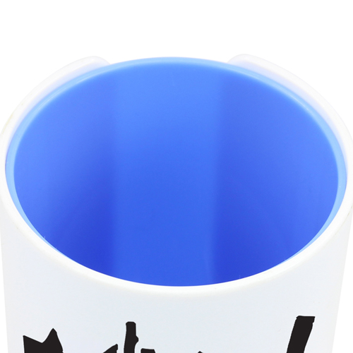 Two Color Pen Cup Image 5