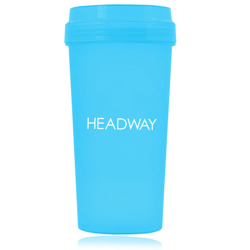 Plastic Cup With Screw Lid