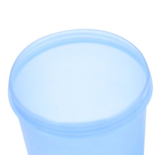 Plastic Cup With Screw Lid Image 6
