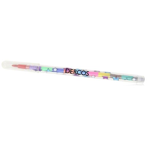 Multi Color Crayon Pen
