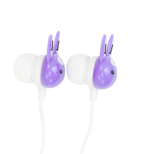 Funky Rabit Ear Headphone