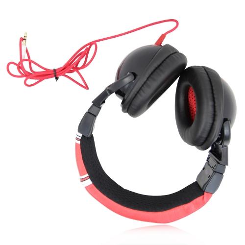 Thick Padding Swivel Stereo Headphones