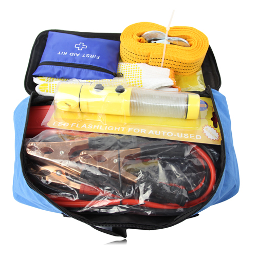 Ultimate Roadside Emergency Car Kit Image 9