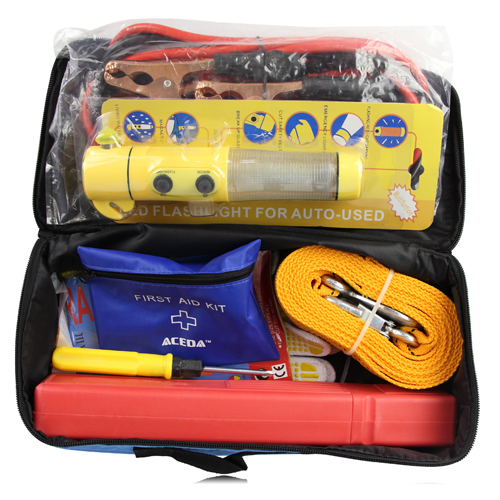 Ultimate Roadside Emergency Car Kit Image 3