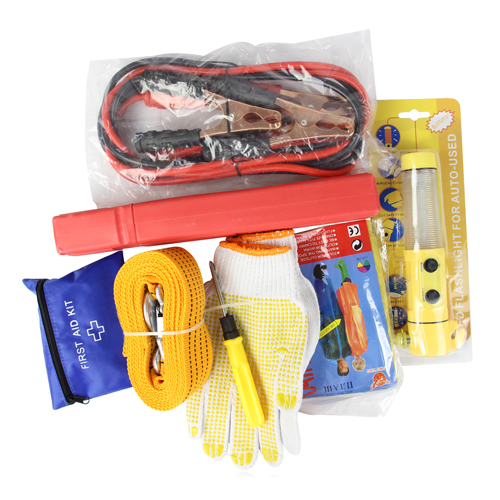 Ultimate Roadside Emergency Car Kit Image 7