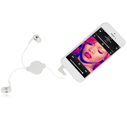 Retractable Earbud Image 3