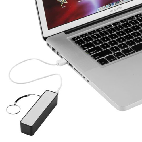 Power Bank Mobile Charger With Keychain Image 1