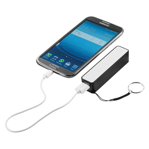 Power Bank Mobile Charger With Keychain Image 3