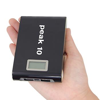 Dual Universal USB Power Bank Charger