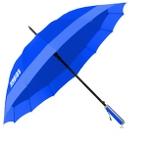 Umbrella With Shoulder Strap