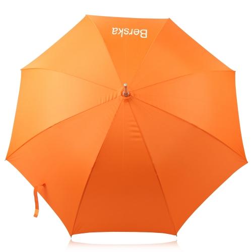 Aluminum Tension Spring Golf Umbrella