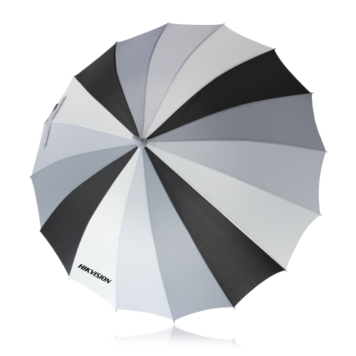 16 Panels Four Color Umbrella