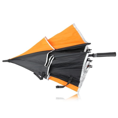 Windproof Golf Umbrella With Gauze Image 13