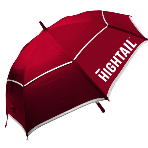 Windproof Golf Umbrella With Gauze