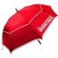 Windproof Golf Umbrella With Gauze