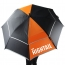 Windproof Golf Umbrella With Gauze Image 3
