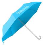 Portable Three Folding Umbrella
