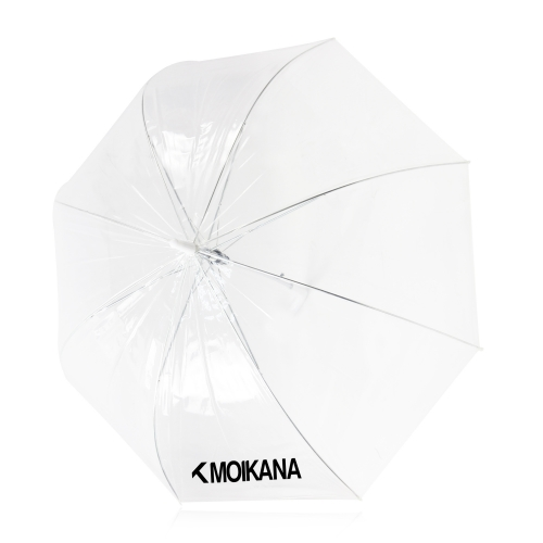 Clear Transparent Umbrella Image 13