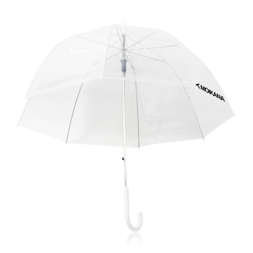Clear Transparent Umbrella Image 14