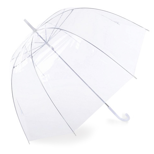 Clear Transparent Umbrella