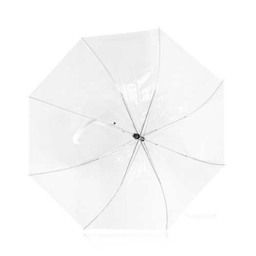 Clear Transparent Umbrella Image 5