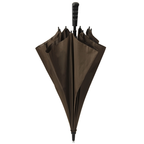 Executive Double Bone Auto-Open Straight Umbrella Image 10