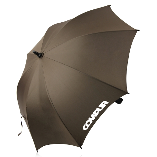 Executive Double Bone Auto-Open Straight Umbrella Image 12