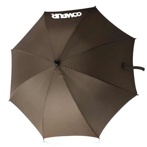 Executive Double Bone Auto-Open Straight Umbrella Image 14