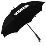 Executive Double Bone Auto-Open Straight Umbrella