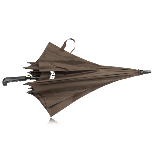 Executive Double Bone Auto-Open Straight Umbrella Image 2