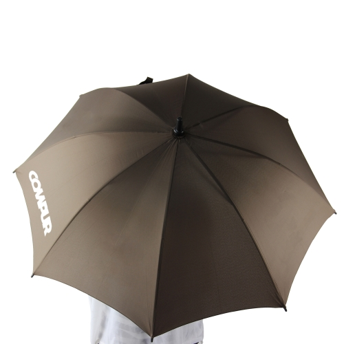 Executive Double Bone Auto-Open Straight Umbrella Image 3