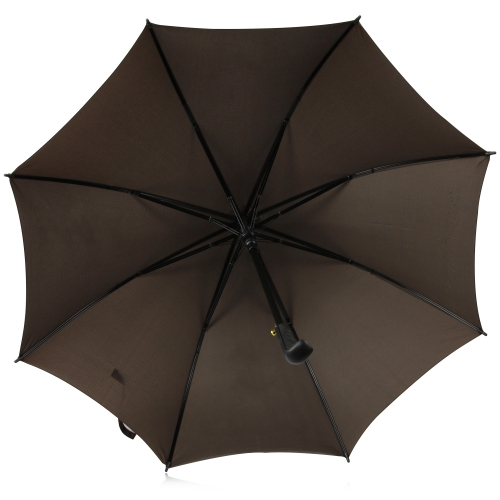 Executive Double Bone Auto-Open Straight Umbrella Image 5