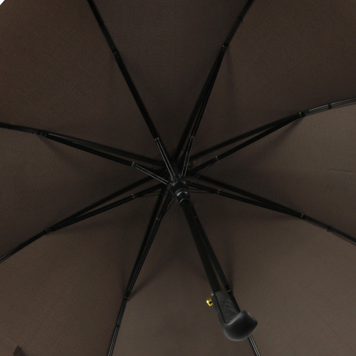Executive Double Bone Auto-Open Straight Umbrella Image 8