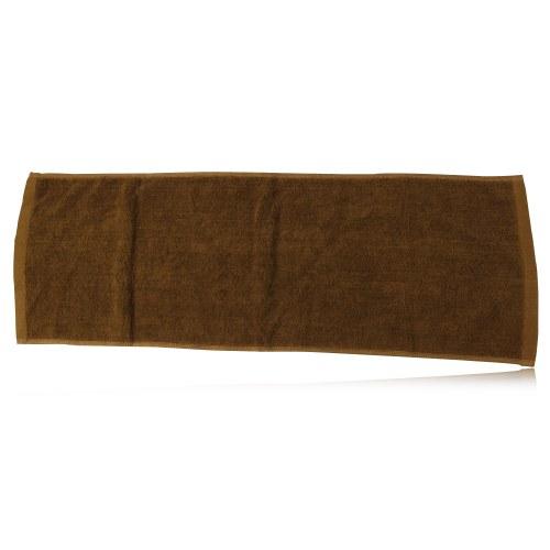 Lines Woven Cotton Towel