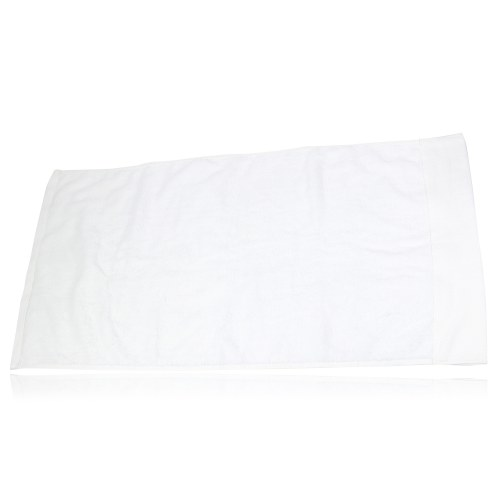 Satin Weaving Cotton Face Towel Image 6